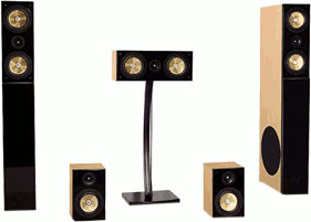 "Teufel Theater 4 Hybrid ""Concert-Set 5.2"""