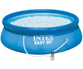 Intex Easy-Pool-Set 457 x 107cm Komplett-Set (56409)