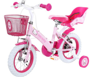 buy hello kitty bike 12 inch from compare prices. Black Bedroom Furniture Sets. Home Design Ideas