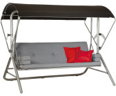 Acamp Star Deluxe Hollywood-Schaukel 3-Sitzer