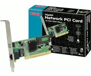 Gigabit Network on Sitecom Network Pci Card 1 Gigabit  Ln 027  Gigabit Ethernet