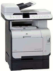 Hewlett-Packard HP Color Laserjet CM2320fxi MFP