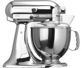 KitchenAid Artisan Küchenmaschine Chrom 5KSM150PS ECR