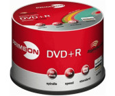 Primeon DVD+R 4,7GB 120min 16x Color Mix LightScribe 50er Spindel