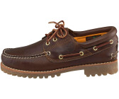 Timberland Classic 3-Eye Handsewn Shoe - Brown Smooth 30003