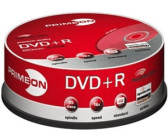 Primeon DVD+R 4,7GB 120min 16x Red LightScribe 25er Spindel