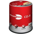 Primeon CD-R 700MB 80min 52x LightScribe 100er Spindel