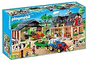 Playmobil XL Ferme Set (4055)