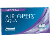 Ciba Vision Air Optix Aqua Multifocal (6 Stk.)