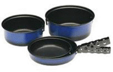 Outwell Cookset PTFE (5 pcs.)