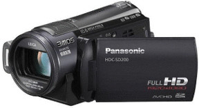 Panasonic HDC-SD200