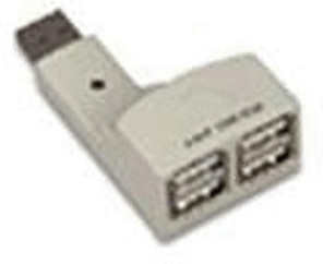 Belkin Office Essentials USB 4 Port Micro