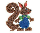 Hama.dk Squirrel Single Pegboard 302