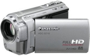 Panasonic HDC-SD10