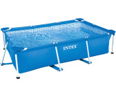 Intex Frame Pool Family II 300 x 200 x 75 cm ohne Filterpumpe (58981)