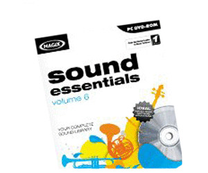 Magix Sound Essentials Vol. 6