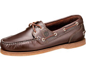 Timberland Women's Classic Amherst 2-Eye Boat Shoe (72333) rootbeer smooth