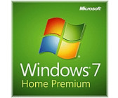 Microsoft Windows 7 édition familiale Premium 32Bit OEM (EN)