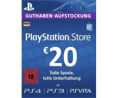 Sony PlayStation Network Card 20 € (DE)