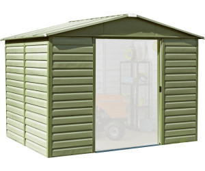 Yardmaster Apex Metal Shed 108SL