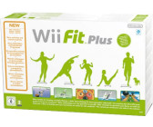 Wii Fit Plus + Balance Board (Wii)