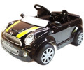 TT Toys Toys Mini Cooper S Black Edition
