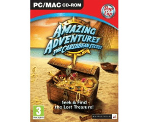 Amazing Adventures: The Caribbean Secret (PC/Mac)