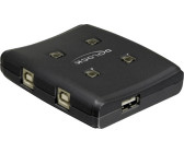 DeLock USB 2.0 Sharing Switch 4 - 1