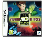 Ben 10: Alien Force - Vilgax Attacks (DS)