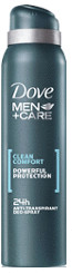 Dove Men+Care Clean Comfort Deodorant Spray (150 ml)