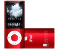 Apple iPod nano 5th Generation 16GB Product RED (MC074QB/A)