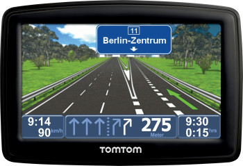 TomTom XL2 IQ Routes Central Europe Traffic