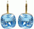 Nobel Schmuck CRYSTALLIZED - Swarovski Elements Aquamarin (17431000)