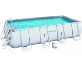 Bestway Ultra Frame Pool 549 x 274 x 122 cm Komplett-Set (56224)