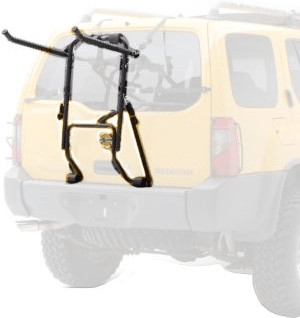"Hollywood F4 ""Heavy Duty"" Trunk Racks"