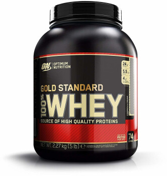 Optimum Nutrition 100% Whey Gold Standard (2270g)
