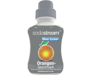 sodastream orange ohne zucker 500 ml ab 3 64 preisvergleich bei. Black Bedroom Furniture Sets. Home Design Ideas