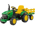 Peg Perego Tracteur John Deere Ground Force 12V