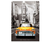 Educa Taxi Nr 1, New York (Miniature, 1.000 Teile)