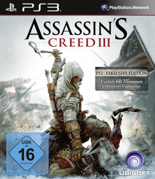 Assassin&#039;s Creed 3 (PS3)