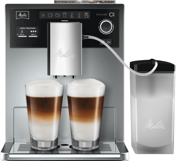 Melitta Caffeo CI silber