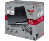 Sony Playstation 3 (PS3) slim 320GB