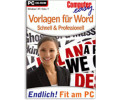 UIG Entertainment Computer easy: Vorlagen für Word (DE) (Win)