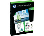 Hewlett-Packard HP Nr. 920XL Officejet Value Pack 3-farbig (CH081AE)