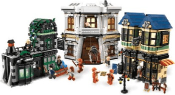 Lego Harry Potter - Winkelgasse (10217)