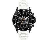 Ice Watch Chrono Black sili white / Big (CH.BW.B.S.10)