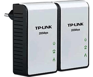 TP-LINK AV200 Mini Powerline Adapter Starter Kit (TL-PA211KIT)