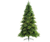 Festive Lights 7.5ft LED Pre Lit Mountain Spruce