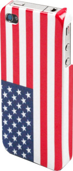 Muvit Flag USA (iPhone 4)