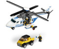 Lego City Police Helicopter (3658)